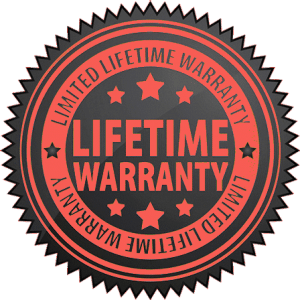 Lifetime warranty - JMS Exteriors