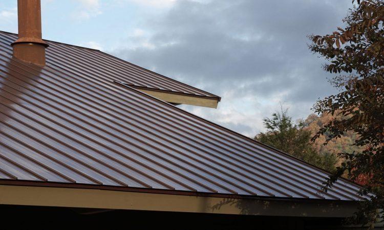 Metal Roof Jackson - JMS Exteriors